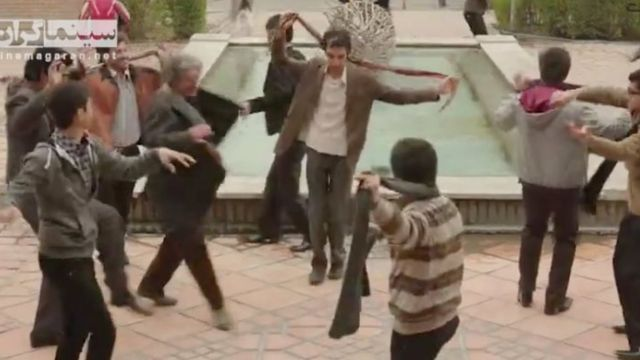 رقص در فیلم دلم می خواد. سایت سینماگران