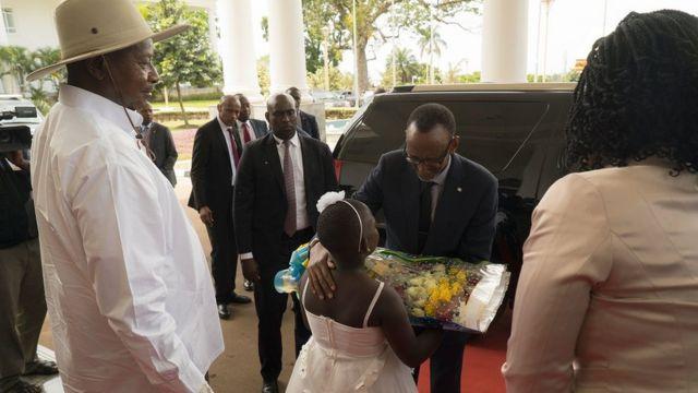 Museveni Kagame