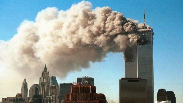 11 Eylül ikiz kuleler