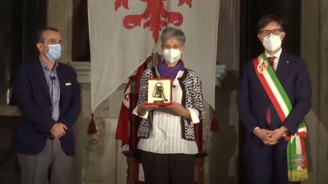 صبری نجفی، فعال حقوق بشر