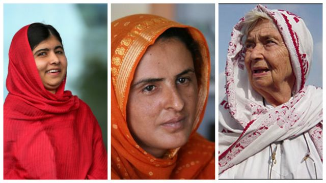 पाकिस्तान की ताकतवर महिलाएं