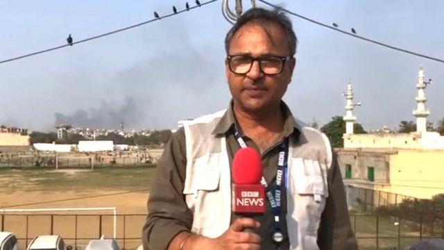 सलमान रावी, बीबीसी हिन्दी संवाददाता