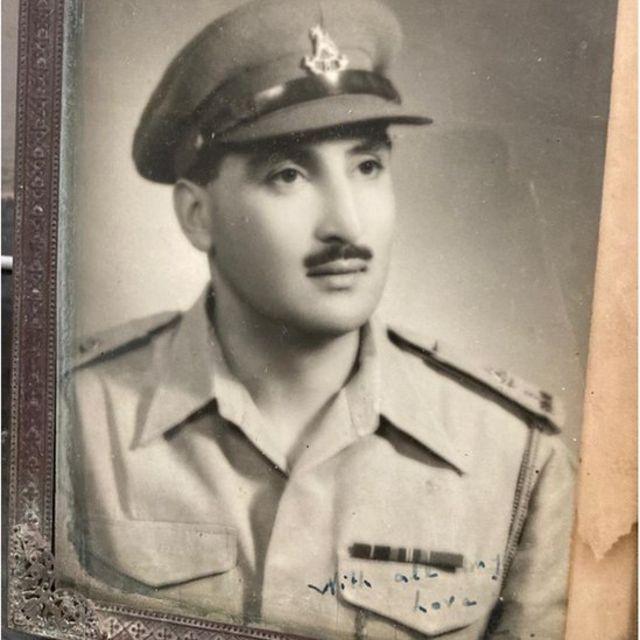 کرنل مختار حسین