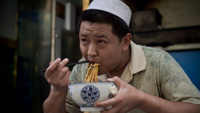 "Restaurante de ""noodles"""