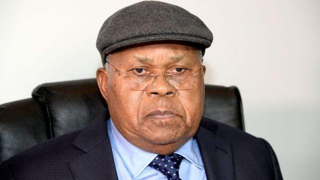 Etienne Tshisekedi, le leader de l'UDPS