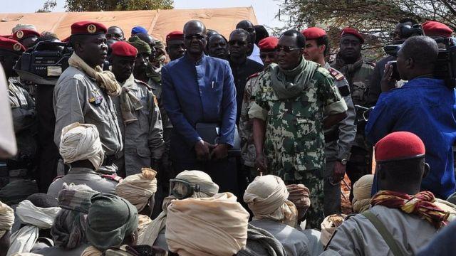 Idriss Déby wuxuu Chad madaxweyne ka ahaa 30 sano
