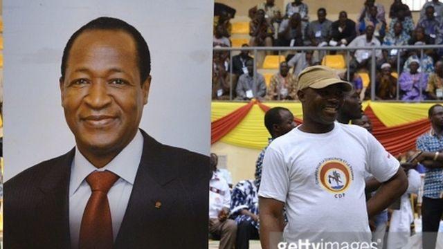 La coalition des partis pro-Compaoré se veut être la première force politique du Burkina Faso