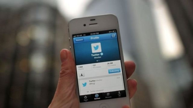 شبكة تويتر