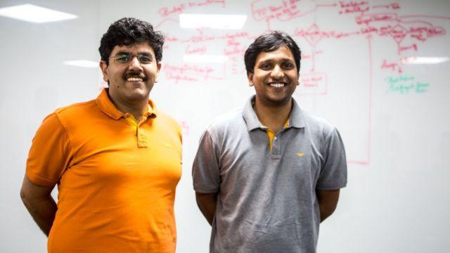'How we built India's biggest robot company'