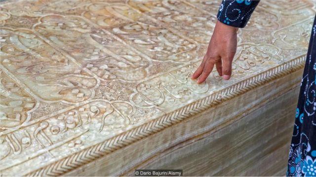 tumba de Hafez
