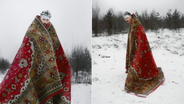 Ivan and the Flying Carpet