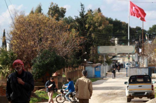 türkiye sınırı