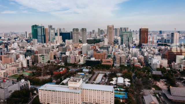 Токио