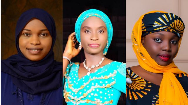 Hikayata Competition - Rufaida Umar Ibrahim, Surayya Zakari Yahaya and Maryam Umar