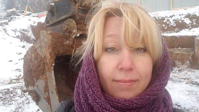 Irina Slavina (foto de archivo)