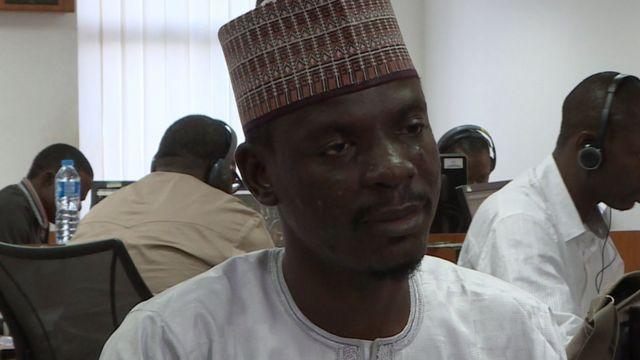 Mallam Bashir Ahmad