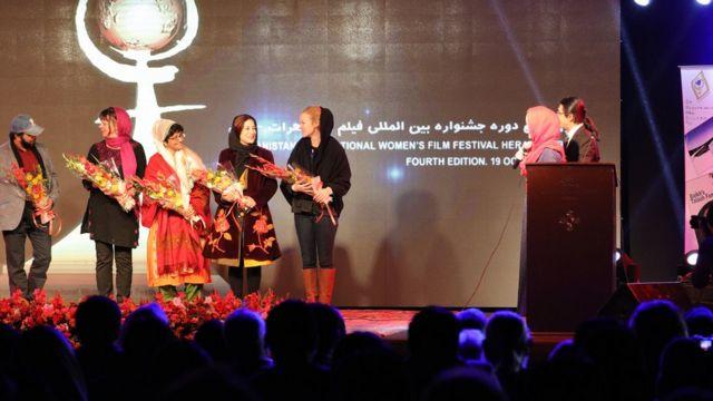 جشنواره بینالمللی فیلم زنان - هرات' با حضور سینماگران ایرانی در کابل