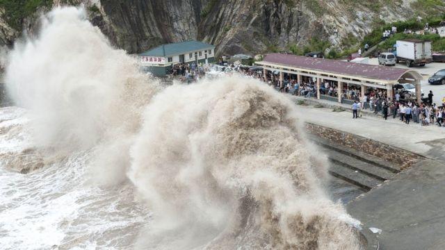 Tajfun Čaj Hon