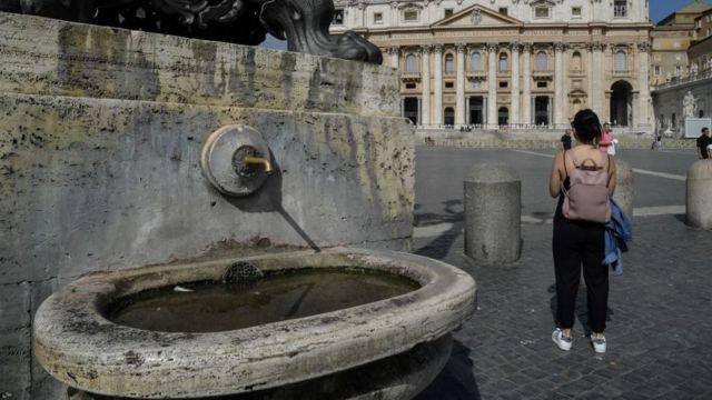 Vatikan musluklar