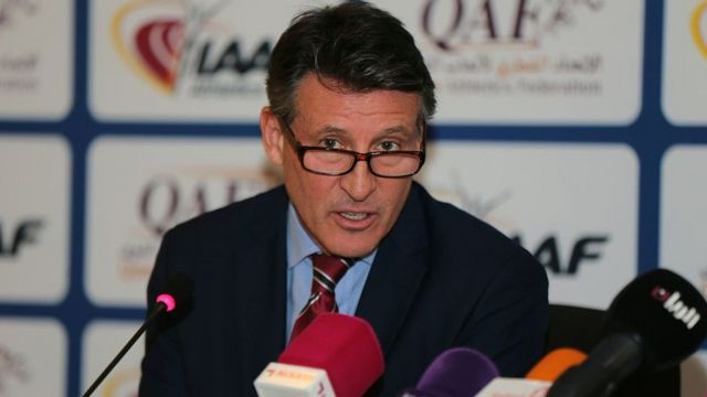 L'actuel président de l'IAAF Sebastian Coe dit ne plus de rappellee plus avoir eu connaissance des rumeurs de corruption.