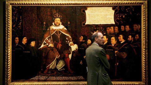 กษัตริย์เฮนรีที่ 8 แห่งอังกฤษ