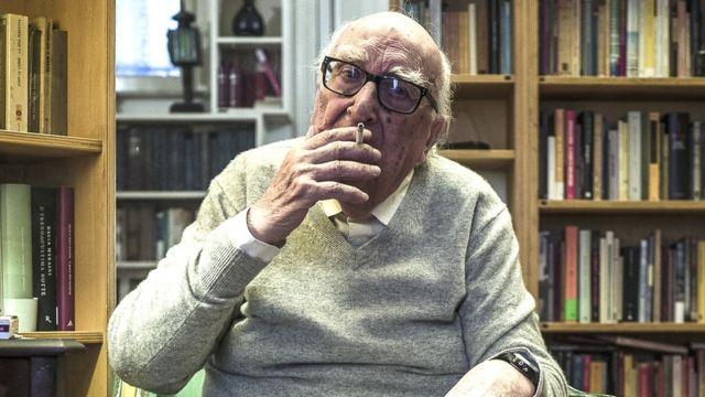 Andrea Camilleri: Inspector Montalbano author dies aged 93