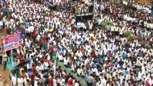 जिग्नेश मेवाणी की रैली