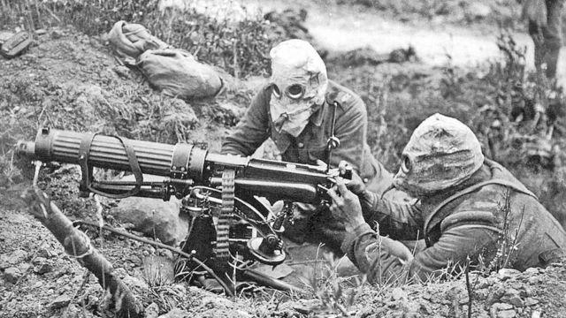 Primera Guerra Mundial 5 Grandes Mitos Sobre La Gran Guerra Bbc News Mundo