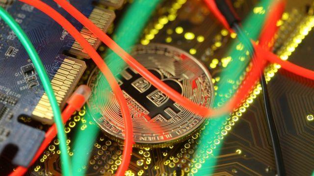 Criminals hide 'billions' in crypto-cash - Europol
