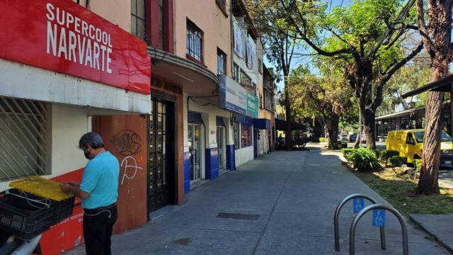 Narvarte Street