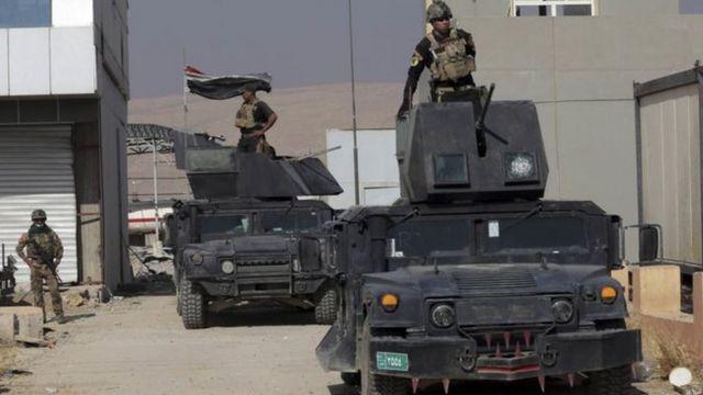 इराक़ की सेना