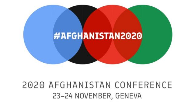 The 2020 Afghanistan Conference logo