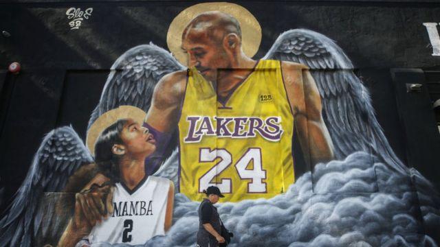Ihe osise Kobe Bryant na nwa ya Gianna