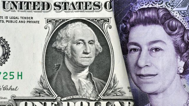 Dollar-funt