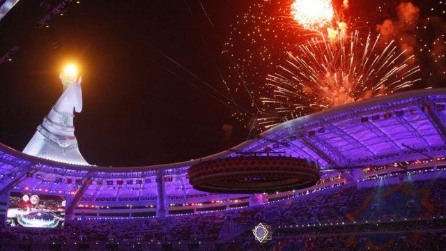استادیوم المپیک عشقآباد