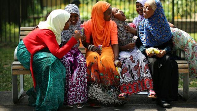 मुस्लिम औरतें