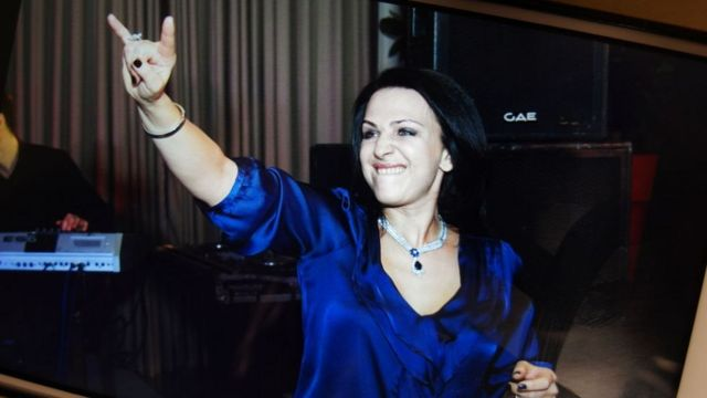 Наталия Стенина, сестра премьер-министра Михаила Мишустина