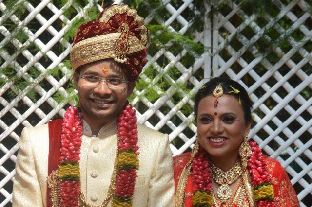 Prashant Sharma and Niti Shree