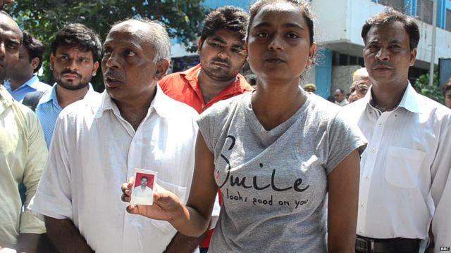 Jyoti, daughter of Rishipal