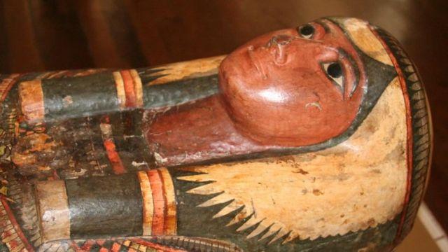 Sarcófago da Dama Sha-Amun-em-su