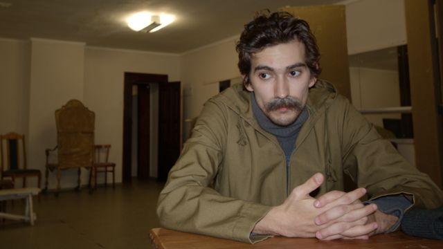 Актер татарского театра им. Тинчурина Зульфат Закиров