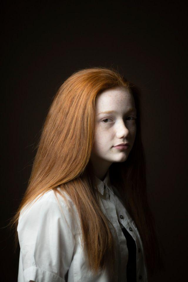 لوسي فليمنغ من اسكتلندا مواليد 2005