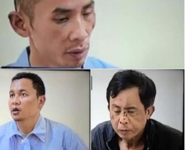 Các con và cháu ông Lê Đình Kình 'thú tội' trên truyền hình VN tối 13/1