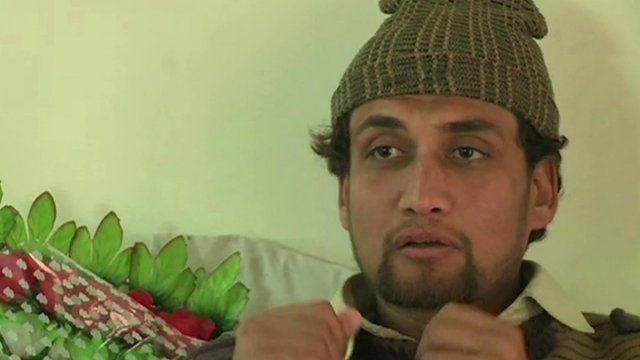 Survivor of Pakistan's Bacha Khan University attack