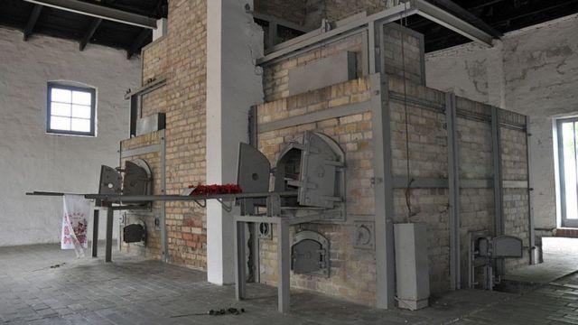 Крематорий концлагеря Равенсбрюк