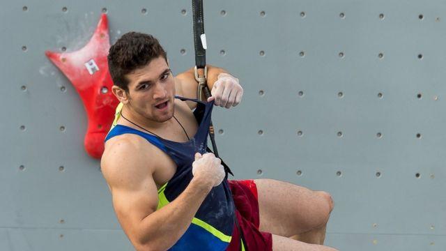 رضا علیپور شنازندیفرد، سنگنورد ایرانی