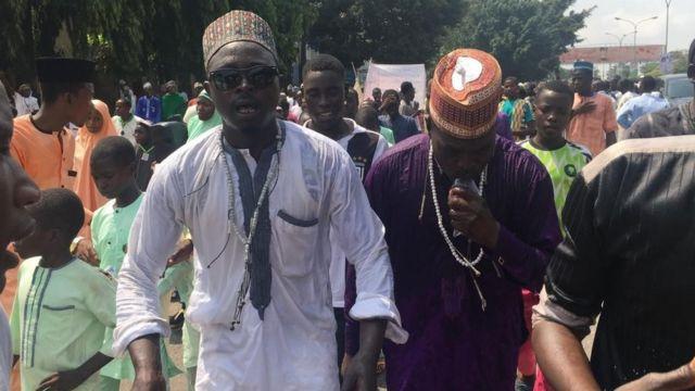 Maulidi a birnin Abuja, 11, ga watan Nuwamba, 2019