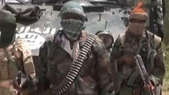 Wasu mayaka masu ikirarin jihadi