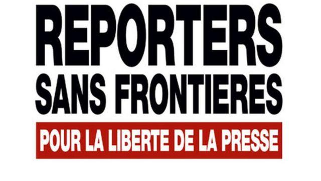 Reporters sans frontières demande de penser à tous les journalistes emprisonnés dans le monde et qui ne pourront pas passer Noël en famille