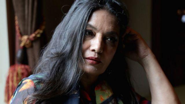 অভিনেত্রী শাবানা আজমি